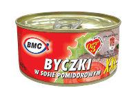 Byczki w sosie pomidorowym XXL 300g