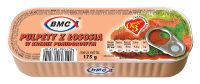 Pulpety z łososia w kremie pomidorowym 175g