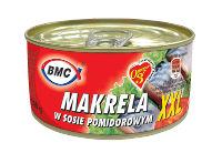 Makrela w sosie pomidorowym XXL 300g