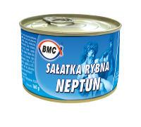 NEPTUN fish salad 160g