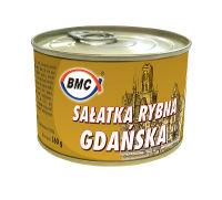 Fish salad Gdansk style 160g