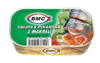 Mackerel spicy salad 125g