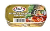 Sałatka z makreli wedzonej 125g