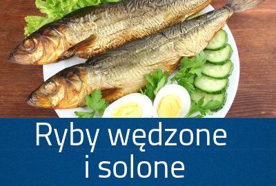 Ryby wędzone i solone