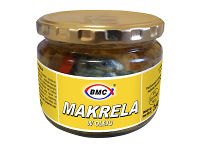 Makrela w oleju 260g (słoik)
