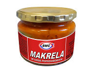 Makrela w sosie pomidorowym 260g (słoik)