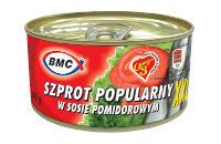 Szprot popularny w sosie pomidorowym XXL 300g