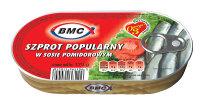 Szprot popularny w sosie pomidorowym 170g