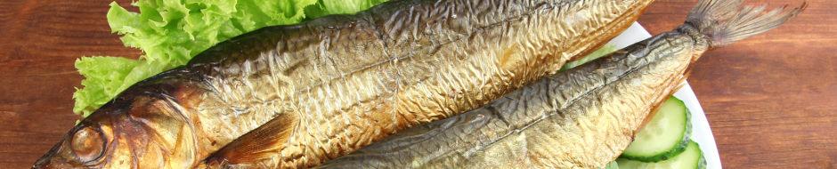 BMC Władysławowo Ryby wędzone i solone